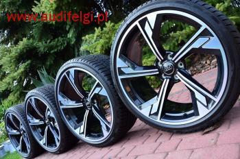 Audi RS4 RS5 2018r 8W0 601 025 DR www.audifelgi.pl