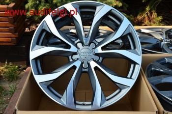 Audi A6 C7 Allroad 20'' 4G0 601 025 BM audifelgi.pl