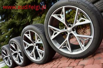 "Audi Q8 22"" 4M8 601 025 A www.audifelgi.pl"