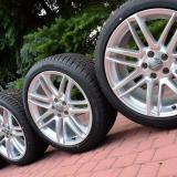 "Audi A7 A8 19"" 4H0 601 025 CA www.audifelgi.pl"